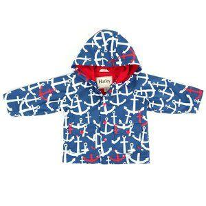 HATLEY rain coat, boy's size 12-18M